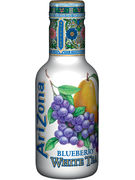 ARIZONA BLUEBERRY WHITE TEA PET 50CL  6p