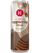 DOUWE ICE cans CAPPUCCINO 250ML
