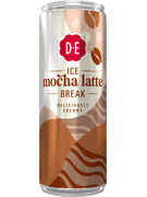 DOUWE ICE cans MOCHA LATTE 250ML