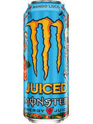 MONSTER 50cl ENERGY JUICE MANGO LOCO CANS