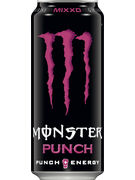 MONSTER 50CL MIXXD PUNCH CANS 4p