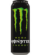 MONSTER ENERGY CANS  553ML (refermable)