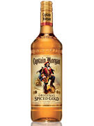 CAPTAIN MORGAN SPICED RHUM 35° 70CL