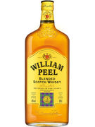 WILLIAM PEEL WHISKY 40° 1L