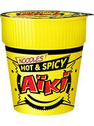 AIKI NOODLES HOT & SPICY