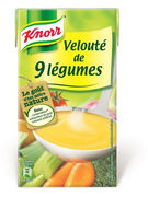 KNORR VELOUTE 9 LEGUMES 500ML