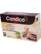 CANDICO SUCRE ROUX DE CANNE CUBES 1KG (OV 5)