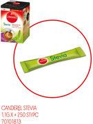 CANDEREL SUCRE STEVIA GREEN STICKS 1,1GR - 250P