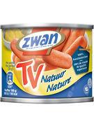 SAUCISSES TV ZWAN 130G (OV 24)