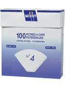 FILTRE A CAFE NR 04 100PCS (OV 18)