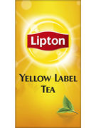 LIPTON THE YELLOW LABEL 25P