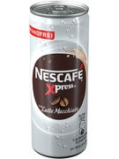 NESCAFE XPRESS cans LATTE MACCHIATO 250ML