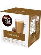NESCAFE DOLCE GUSTO CAFE AU LAIT 16 PC 160Gr 6P