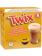 TWIX HOT CHOCOLATE 8 PODS 136GR (dolce)