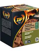 ZIP GREEN NATURAL 24 CUBES INDIVIDUELS