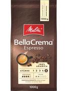 MELITTA BELLA CREMA ESPRESSO GRAINS 1KG