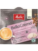 MELITTA BELLA CREMA Selection 16Pads 107G