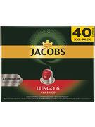 JACOBS Nespresso LUNGO CLASSICO 40caps 208G