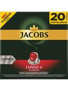 JACOBS Nespresso LUNGO CLASSICO 20caps 104G