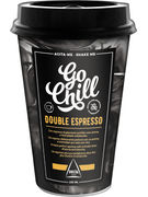GO CHILL DOUBLE ESPRESSO 230ML