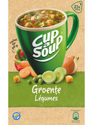 CUP A SOUP LEGUMES +CR 175ML