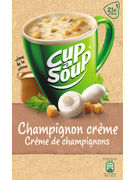 CUP A SOUP CHAMPIGNONS +CR 175ML