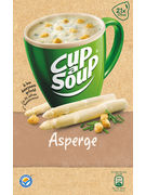 CUP A SOUP ASPERGE +CR 175ML