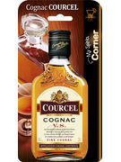 MSC COURCEL COGNAC 40° 20CL blister