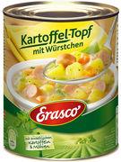 ERASCO 800g KARTOFFELSUPE MIT WURST