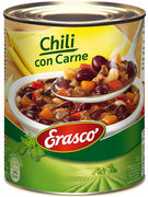 ERASCO 800g CHILI CORN CARNE