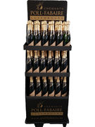 POLL FABAIRE BRUT 75CL + 30 COUPES PF VINTAGE DISPLAY x72