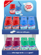 F21/03  DISPLAY MENTOS GUM PURE FRESH 24P