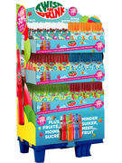 DISPLAY TWIST& DRINKS (-30% SUCRE) 6 VAR-120X 4-PACK (07/21)