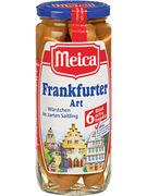 MEICA FRANKFURTER WUERSTCHEN 6P 250G