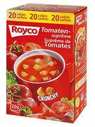 ROYCO MINUTE SOUP CRUNCHY TOMATES