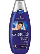 SCHAUMA shampoo FOR MEN 400ML