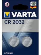 VARTA PILES LITHIUM CR2032 BLISTER 2P (ov10)