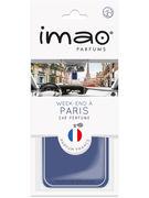 IMAO PLAQUETTE WEEK END A PARIS